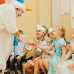 Новый год 2019-2020 в детском саду Изюминка